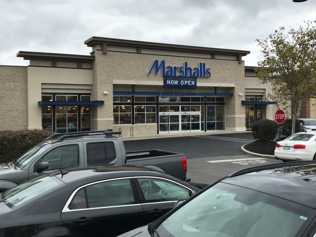 marshalls now open at lennox town center onsite retail group